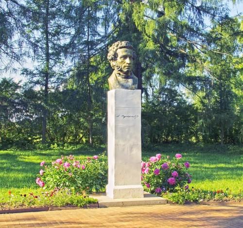 Музей А.С. Пушкина (Берново)